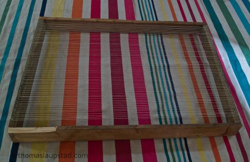 Hand made loom
