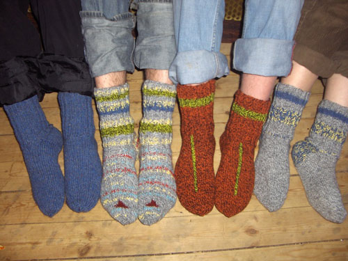 ragg sock collection