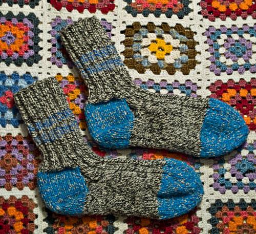 Ragg socks for Jone